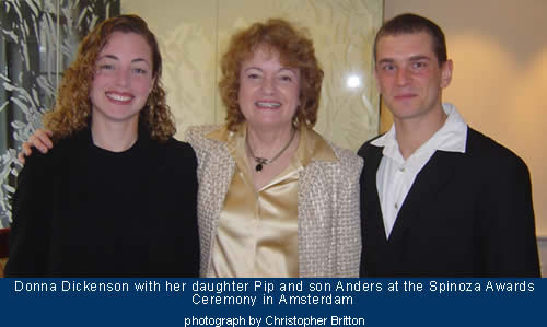 Spinoza Award 2006